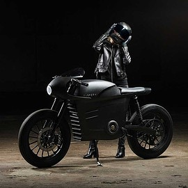 Tarform Motorcycles - Electric Cafe Racer