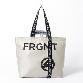 RAMIDUS, fragment design - TOTE BAG (L)