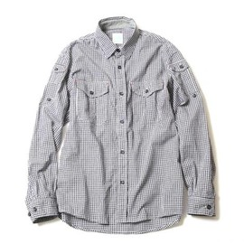 ELNEST - HEMING WAY SHIRT(CHECK)