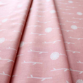 Dashwood Studio - September Blue Blush Pink Floral SBLU 1070 PINK