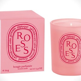 DIPTYQUE - A limited edition candle/Roses Pink