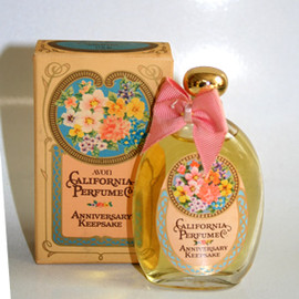 California Perfume Co. - Anniversary Keepsake