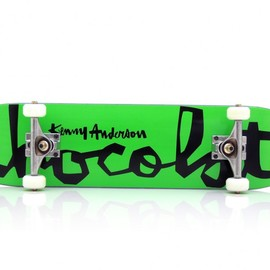 Chocolate Skateboards - FLUORESCENT CHUNK