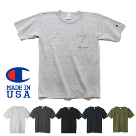 T1011 Pocket T-Oxford Grey