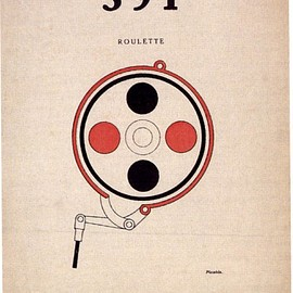Francis Picabia - 391 n° 4 - Roulette
