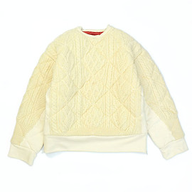 YEAH RIGHT !! - QUILTING KNIT P/O