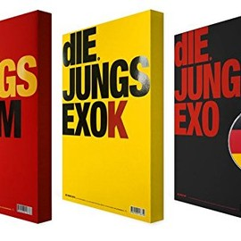 SM Entertainment - DIE JUNGS EXO Photobook