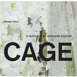 Gerhard Richter - CAGE: 6 Paintings by Gerhard Richter
