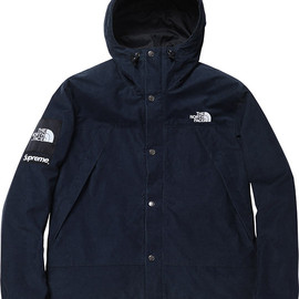 THE NORTH FACE, Supreme - Mountain Shell jacket