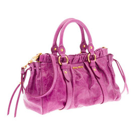miu miu - Handbag (Purple)