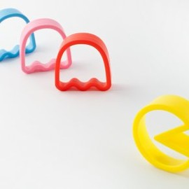 Pac Man - cookie cutters