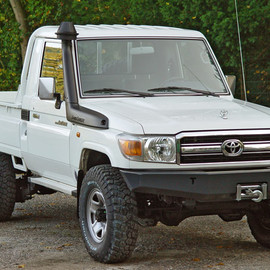 TOYOTA - Landcruiser 79 Pick Up single-cab