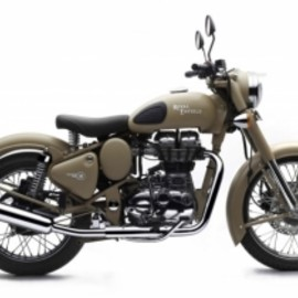 ROYAL ENFIELD - ROYAL ENFIELD Classic Military 500 EFI