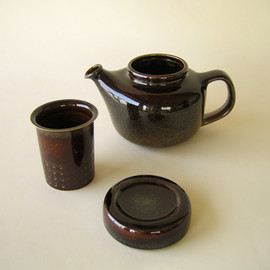 ARABIA - tea pot
