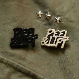 PEEL&LIFT - LOGO BADGE