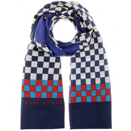 MARC BY MARC JACOBS - Don't Panic wool scarf