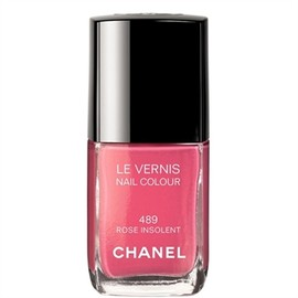 CHANEL - LE VERNIS -489 ROSE INSOLENT