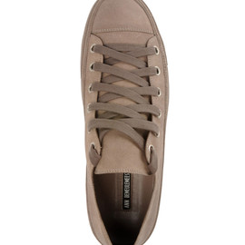 Ann Demeulemeester  - Sneakers dove grey