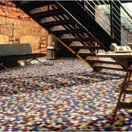 Gerhard Richter - Carpet