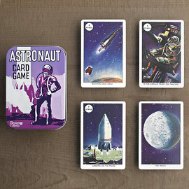 ASTRONAUT CARD GAME