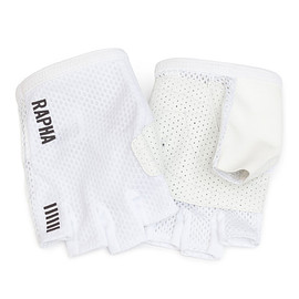 Rapha - Pro Team Mitts ( White )