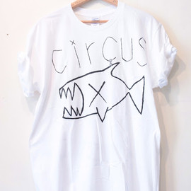 circus - TEE (NOT FOR SALE)
