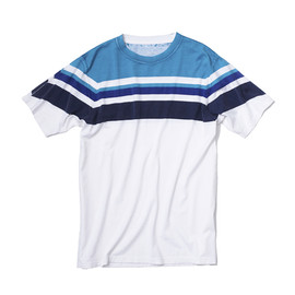 uniform experiment - MULTI STRIPE TEE