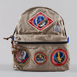 Epperson Mountaineering - Vintage NASA Patch Day Pack