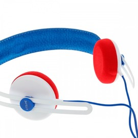 AIAIAI x Kitsuné - Tracks Kitsuné Edition (red/white/blue)