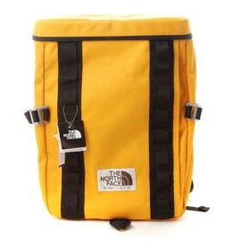 THE NORTH FACE - White Label Small Alpha Box Backpack Yellow