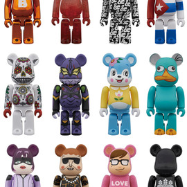 MEDICOM TOY - BE@RBRICK SERIES 26