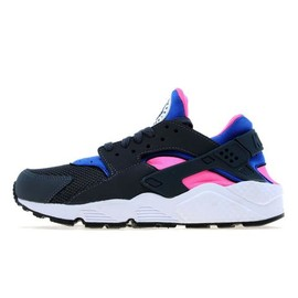 Nike - Air Huarache - Blue/Pink/Black?