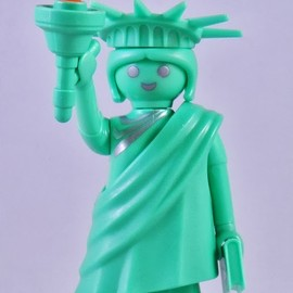 geobra Brandstätter - Playmobil Figures Series 3: Statue of Liberty
