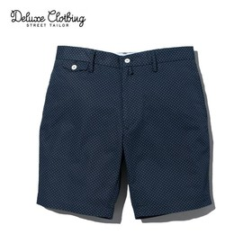 DELUXE - Deluxe Clothing Gallop -Dot / Short Pants