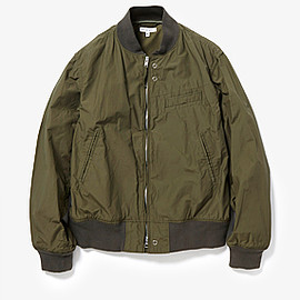 Engineered Garments - AVIATOR JAKCET - NYCO POPLIN