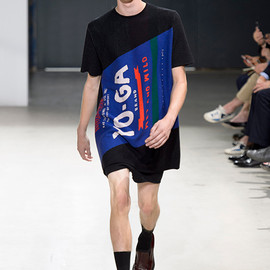 RAF SIMONS - RAF SIMONS 2014ss collection