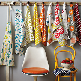 West Elm - tea towels