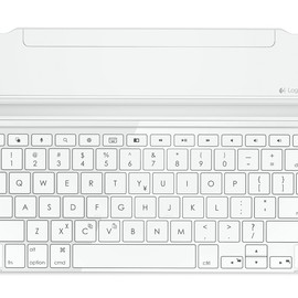 Logicool - Ultrathin Magnetic clip-on keyboard cover