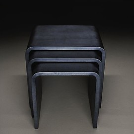 """chair """"model C"""" / 椅子"""