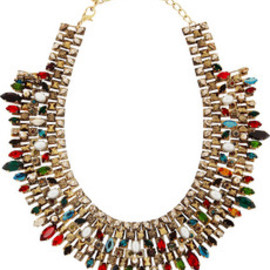 Erickson Beamon  - swarovski crystal necklace
