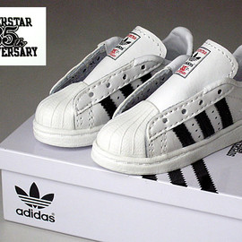 "adidas - SUPER STAR 35th ANNIVERSARY miniature ""RUN DMC"" /2005"