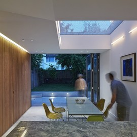 Neil Dusheiko Architects - Islington House, London
