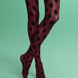 Happy Socks - Tights Big Dot