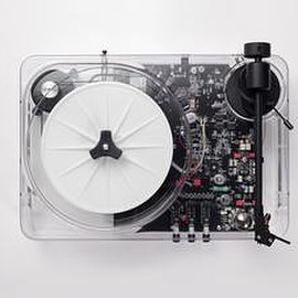 Gearbox - Automatic Turntable MkII - Skeleton