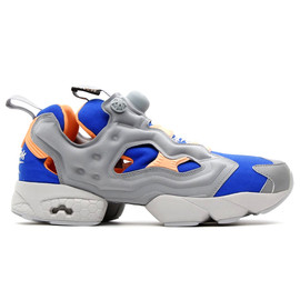 Reebok - Insta Pump Fury OG - Tin Grey/Reebok Royal/Neon Sign