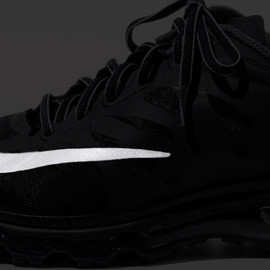 Nike, F.C.R.B., mastermind JAPAN - Air Max+ 2012 (Black/3M Grey)