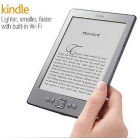 amazon - kindle (4th Generation)