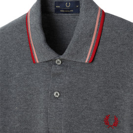 Fred Perry - FRED PERRY SHIRT - M12 (Made in England)