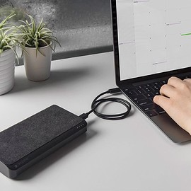 mophie - powerstation USB-C XXL - Black