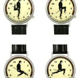 monty Python - Ministry of Silly Walks watch